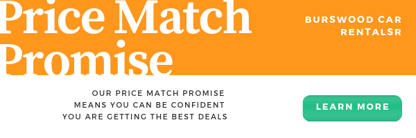 Price Match Promise Burswood Car Rentals