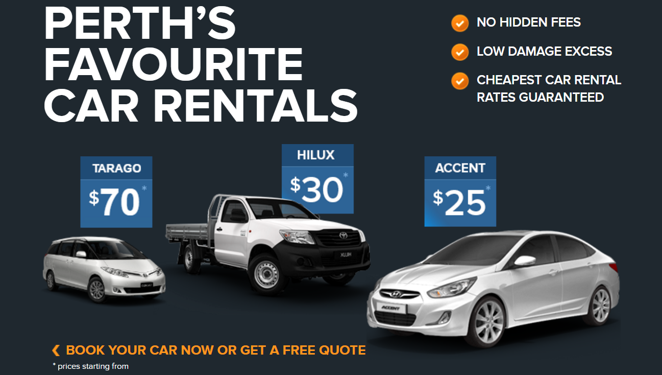 Car Hire Deals Offers Burswood Car Rentals